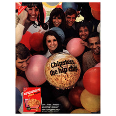 1968 Nabisco Chipsters