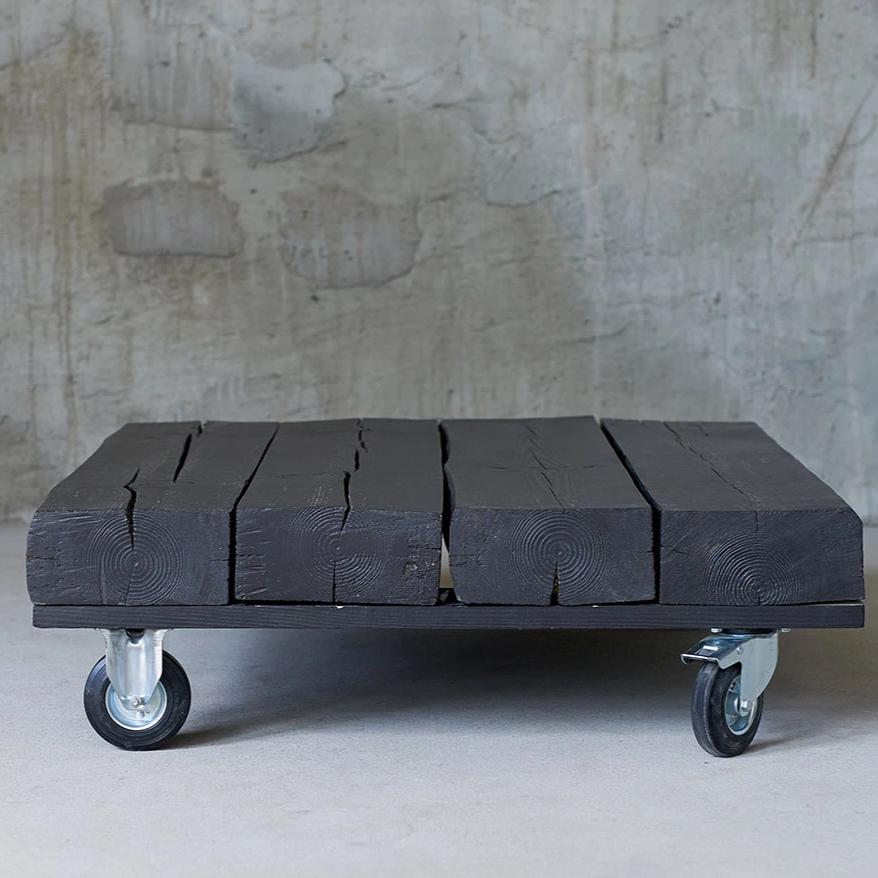 "Coffee table ""Black coffee"""