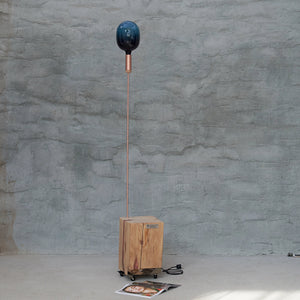 "Floor Lamp ""Lotus"""