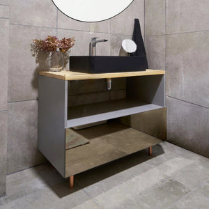 Bathroom vanity The Copper Fog - HONEY FURNITURE
