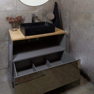 Bathroom vanity The Copper Fog
