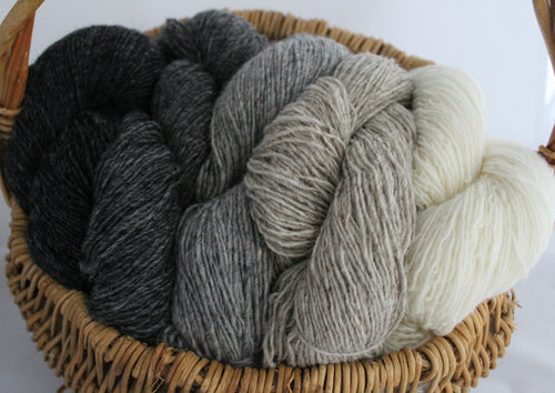 Sport Single Ply 100% Wool Yarn