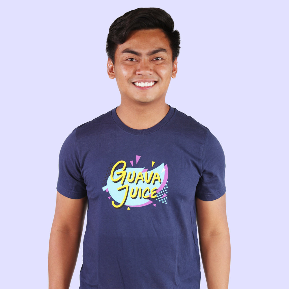 Guava Juice Retro - NAVY (UNISEX)