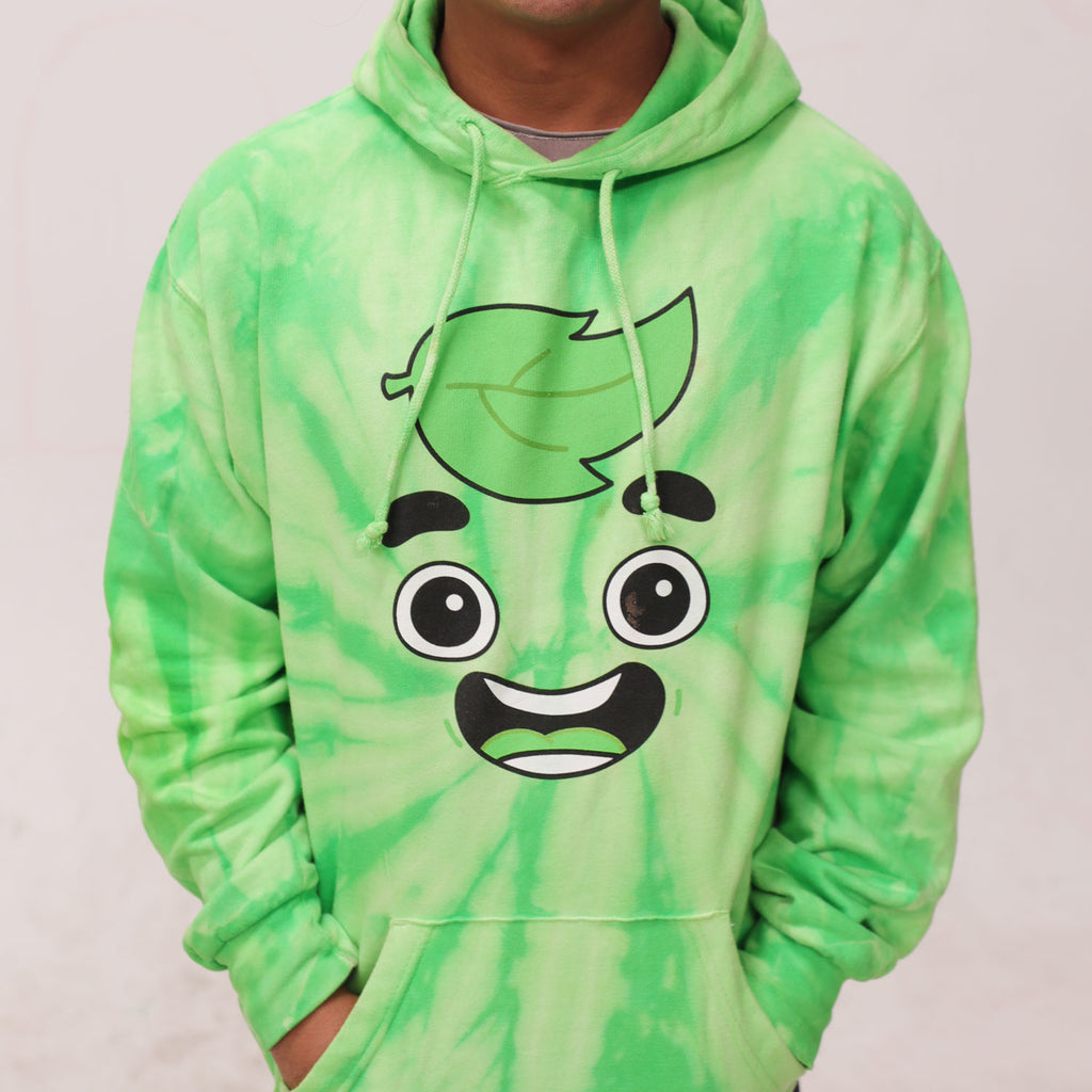 Guava Juice Happy Green Tie Dye - Limited Edition