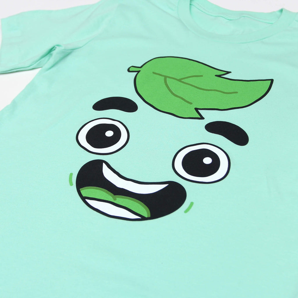 Guava Juice Happy Shirt - MINT (UNISEX)