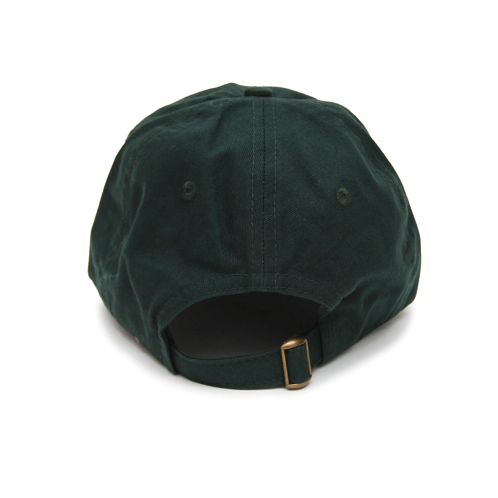 Guava Juice Happy Dad Hat - FOREST GREEN