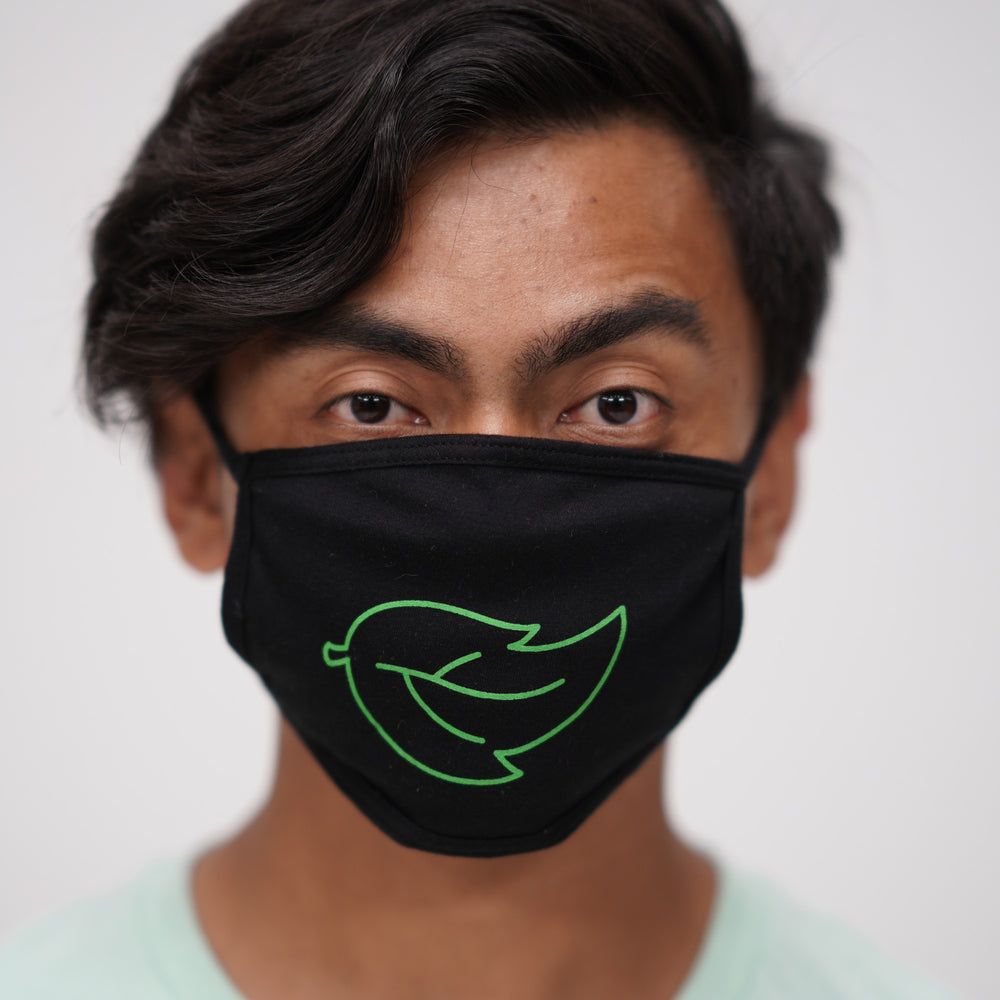Guava Leaf Face mask - Limited Edition