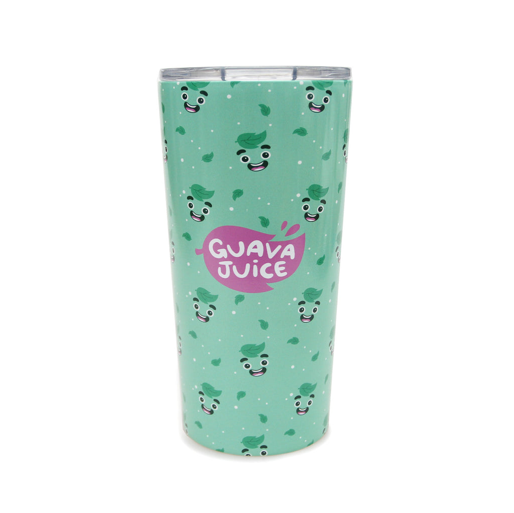 Guava Juice Green Tumbler