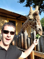 Giraffe Behind the Scenes Tour