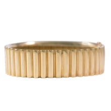 18k Yellow Gold Bangle Bracelet