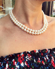 Tiffany And Co. 18k Yellow Gold Pearl Necklace