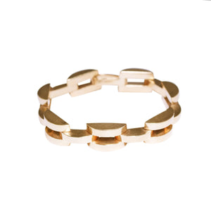 Retro 14k Yellow Gold Bracelet