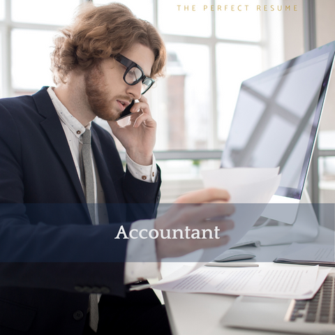 The Perfect Accountant Resume Writing Tips