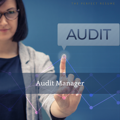 The Perfect Audit Manager Resume Writing Tips