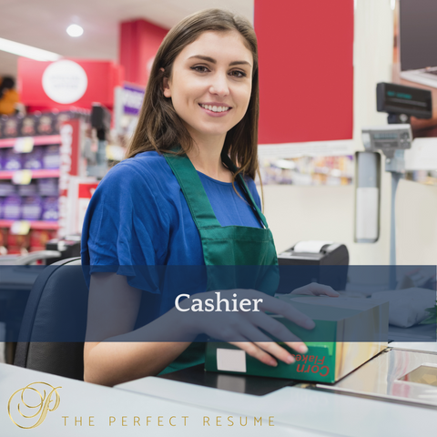 The Perfect Cashier Resume Writing Tips