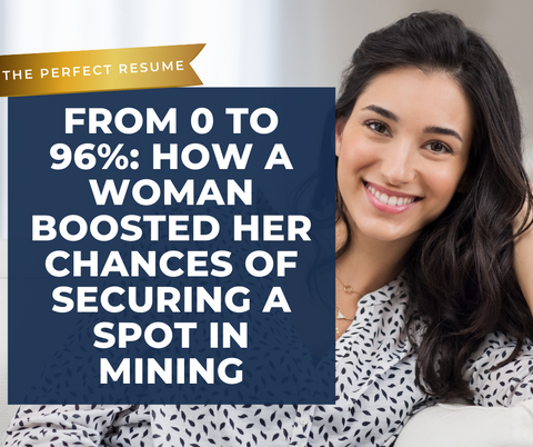 How a Woman Boosted Her Chances of Securing a Spot in Mining
