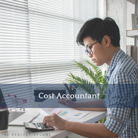The Perfect Cost Accountant Resume Writing Tips