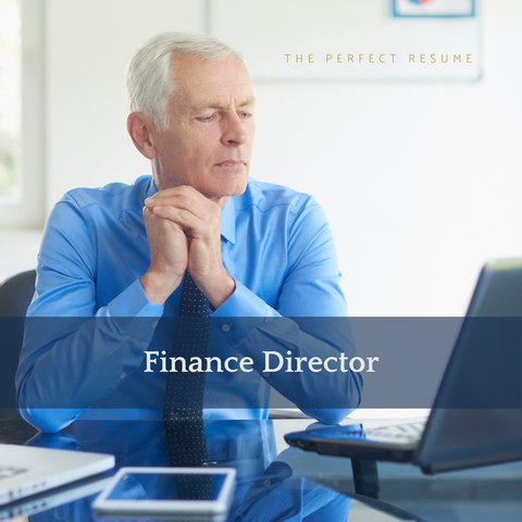 The Perfect Finance Director Resume Writing Tips