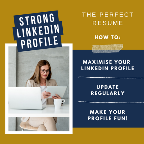 How to keep a strong LinkedIn Profile