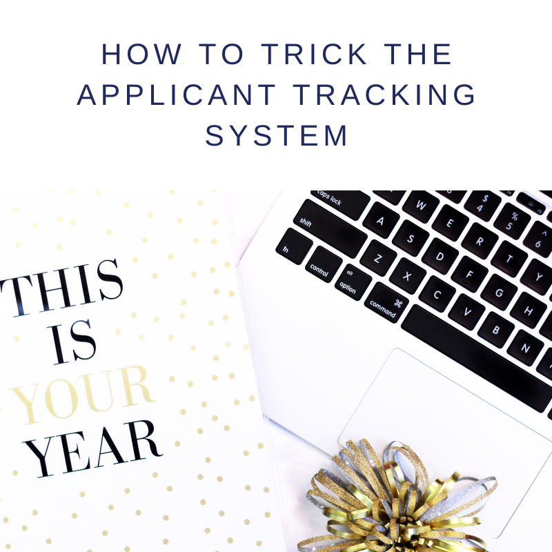 Ensure your resume is Applicant Tracking System (ATS) Compliant