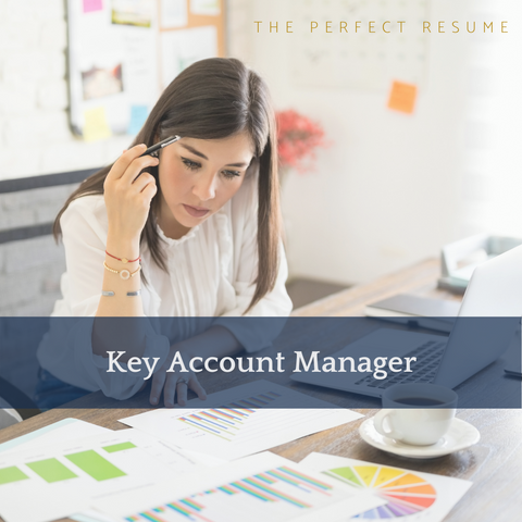 The Perfect Key Account Manager Resume Writing Tips