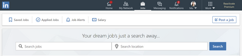 How To Use LinkedIn To Find A Job   LinkedIn Icon