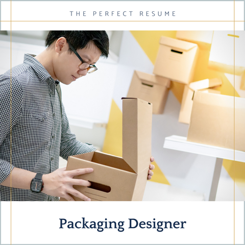 The Perfect Packaging Designer Resume Writing Tips
