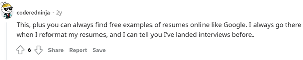 Job seekers' say on paying a resume service 3