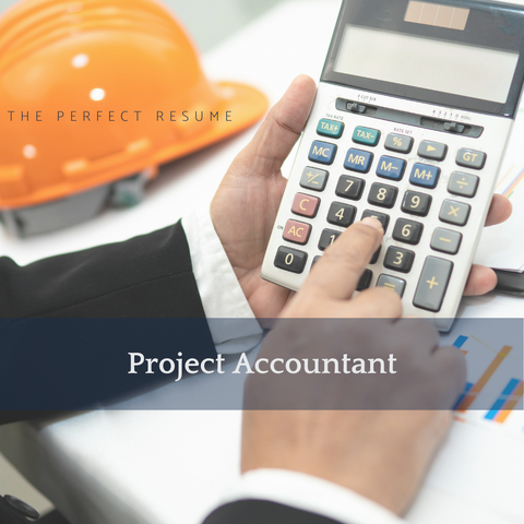 The Perfect Project Accountant Resume Writing Tips