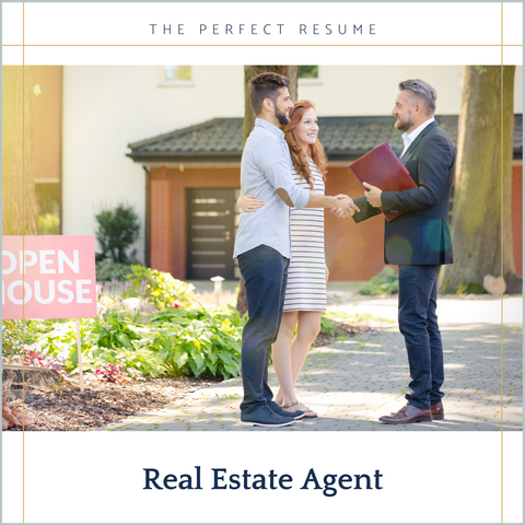 The Perfect Real Estate Agent Resume Writing Tips