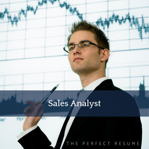 The Perfect Sales Analyst Resume Writing Tips