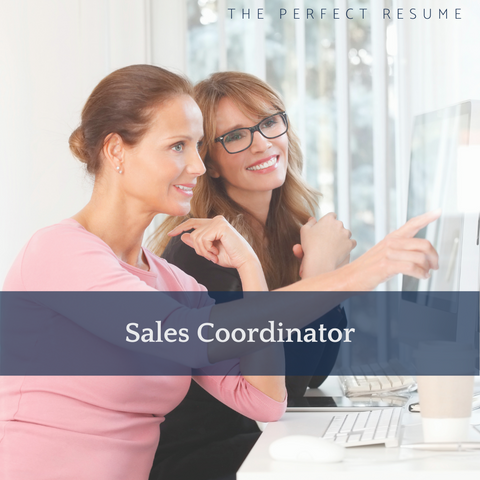 The Perfect Sales Coordinator Resume Writing Tips