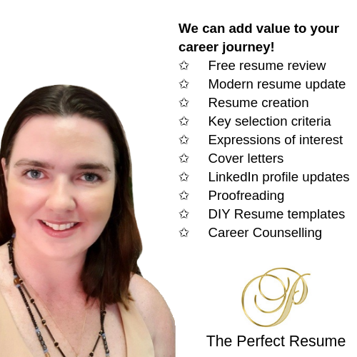 Melissa Peacock The Perfect Resume Founder