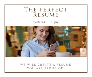 The Perfect Resume - Resume Writing Services