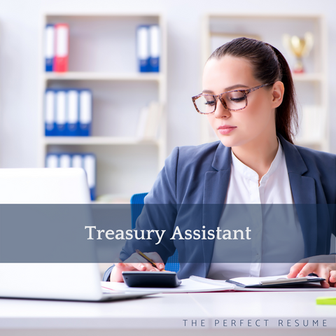 The Perfect Treasury Assistant Resume Writing Tips