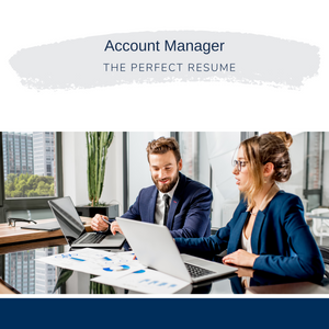 Account Manager Resume Writing Services