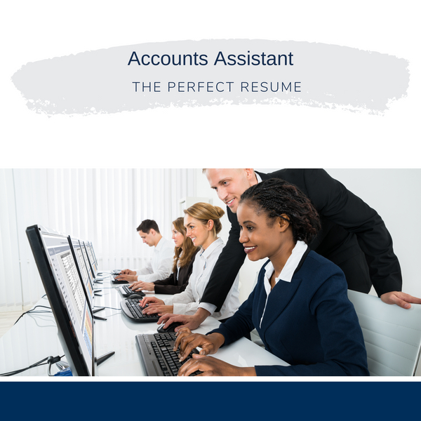 Accounts Assistant Resume Writing Services