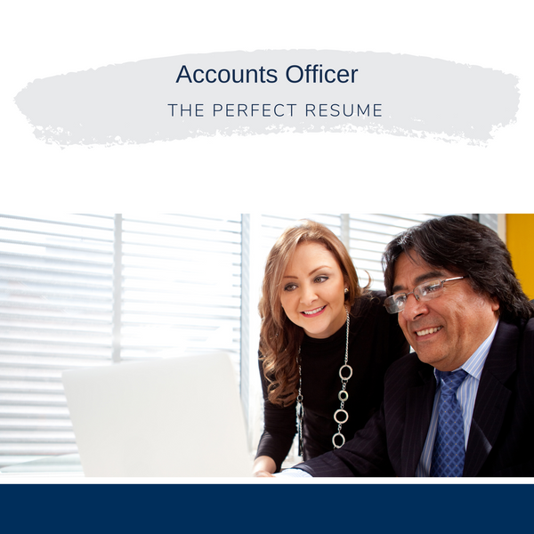 Accounts Officer Resume Writing Services