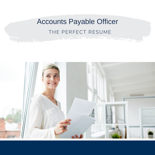 Accounts Payable Officer Resume Writing Services