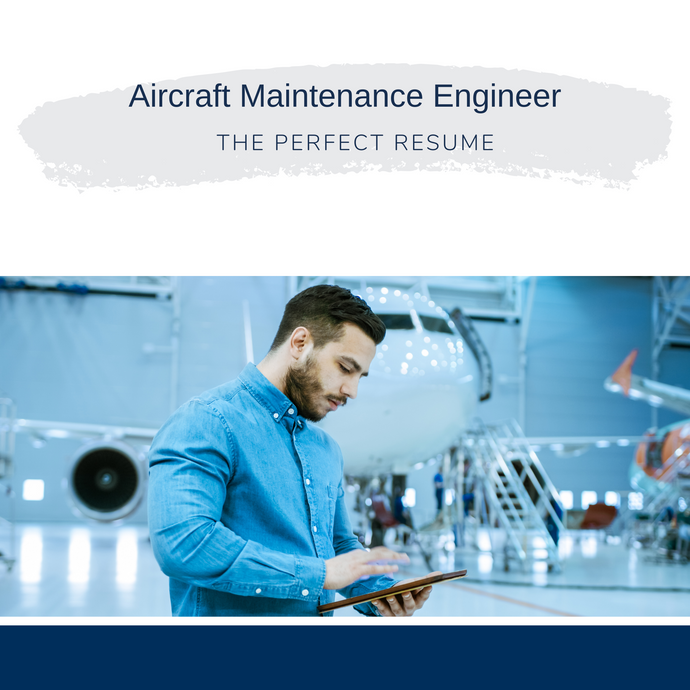 Aircraft Maintenance Engineer Resume Writing Services