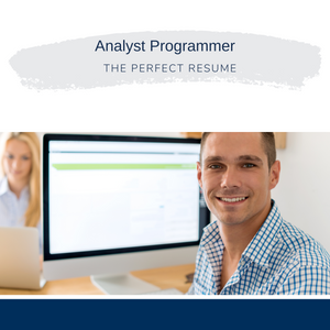 Analyst Programmer Resume Writing Services