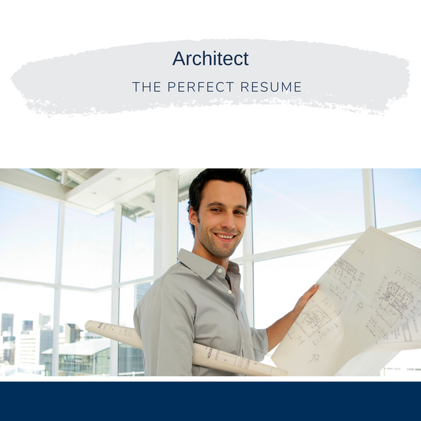 Architect Resume Writing Services