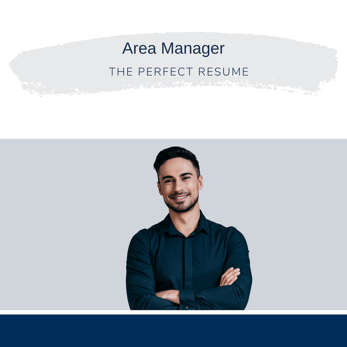 Area Manager Resume Writing Services