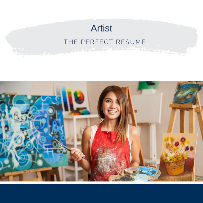 Artist Resume Writing Services