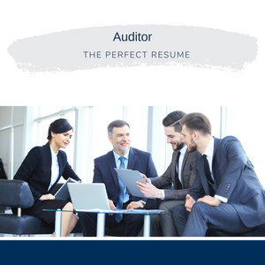 Auditor Resume Writing Services