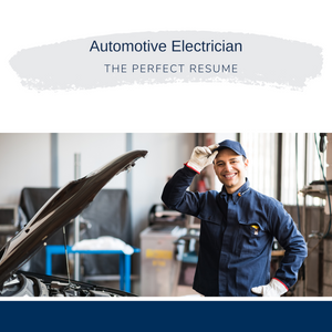 Automotive Electrician Resume Writing Services
