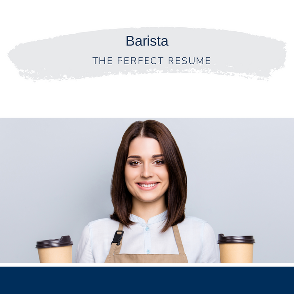 Barista Resume Writing Services