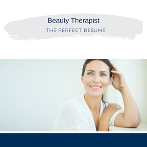 Beauty Therapist Resume Writing Services