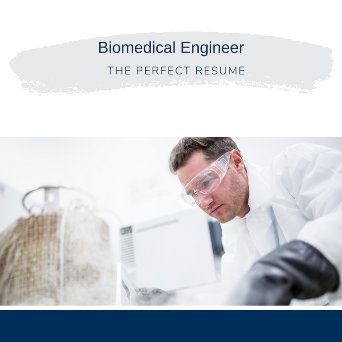 Biomedical Engineer Resume Writing Services