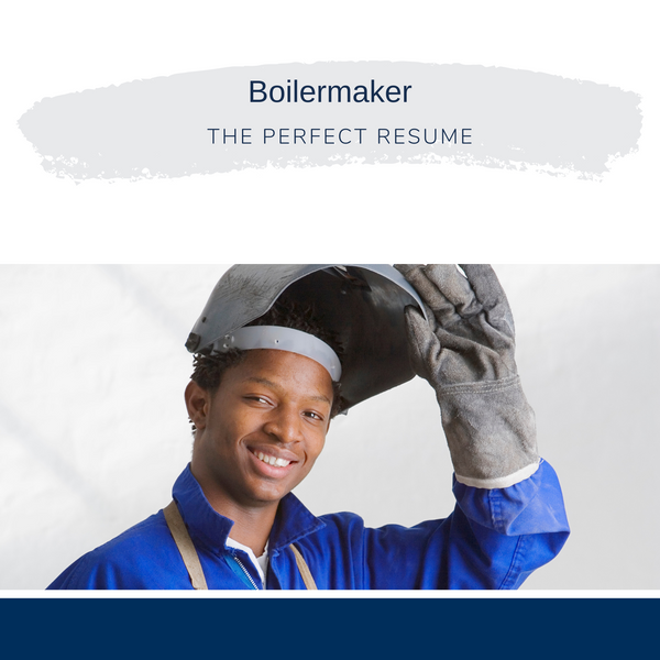 Boilermaker Resume Writing Services